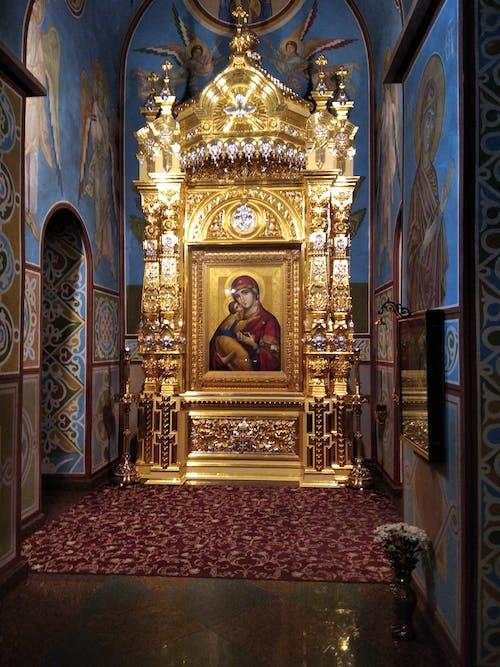 ウクライナ, キエフ, キリスト教の, 大聖堂の無料の写真素材