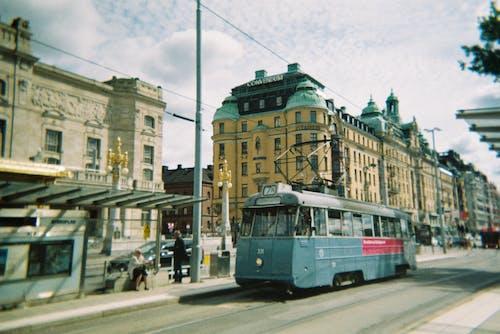 Δωρεάν στοκ φωτογραφιών με vintage, vintage τραμ, vintage φωτογραφία, αστικός