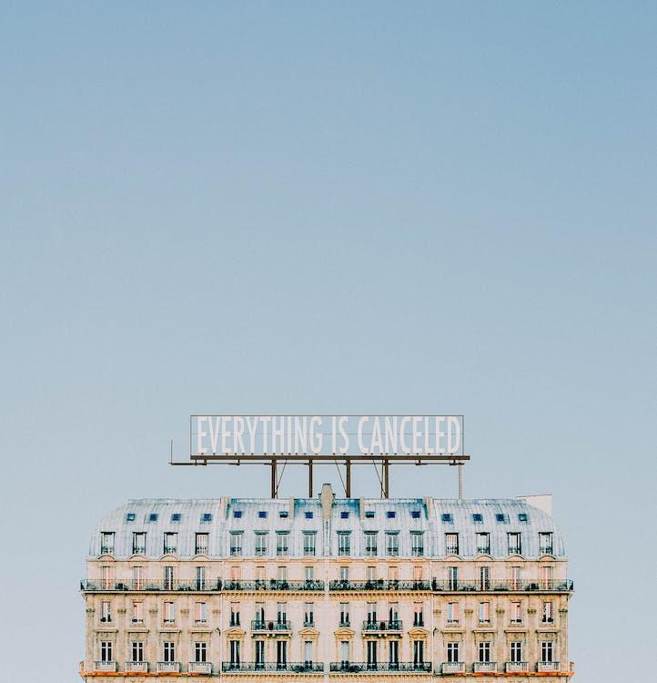 Foto profissional grátis de anúncio, aparência, arquitetura