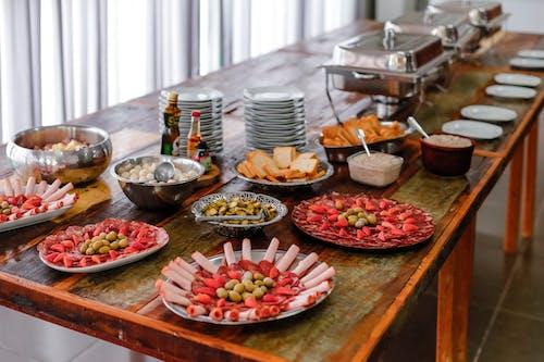 Základová fotografie zdarma na téma bufet, jídlo, lahodný, oběd