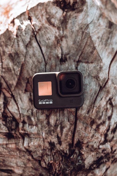 Imagine de stoc gratuită din aparat de fotografiat, aparat foto, camera de acțiune, de lemn