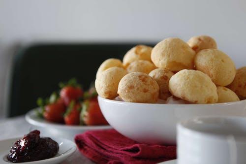 Gıda, hamur işi, lezzetli, makro içeren Ücretsiz stok fotoğraf