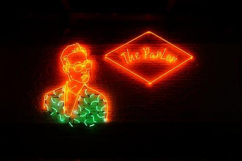 Kostnadsfri bild av ljus, neon, neonljus, neonskylt