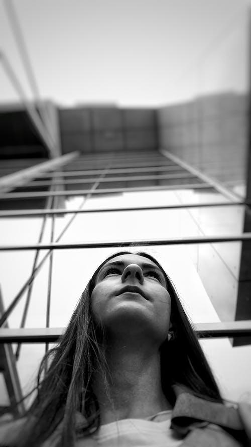Free stock photo of city, woman