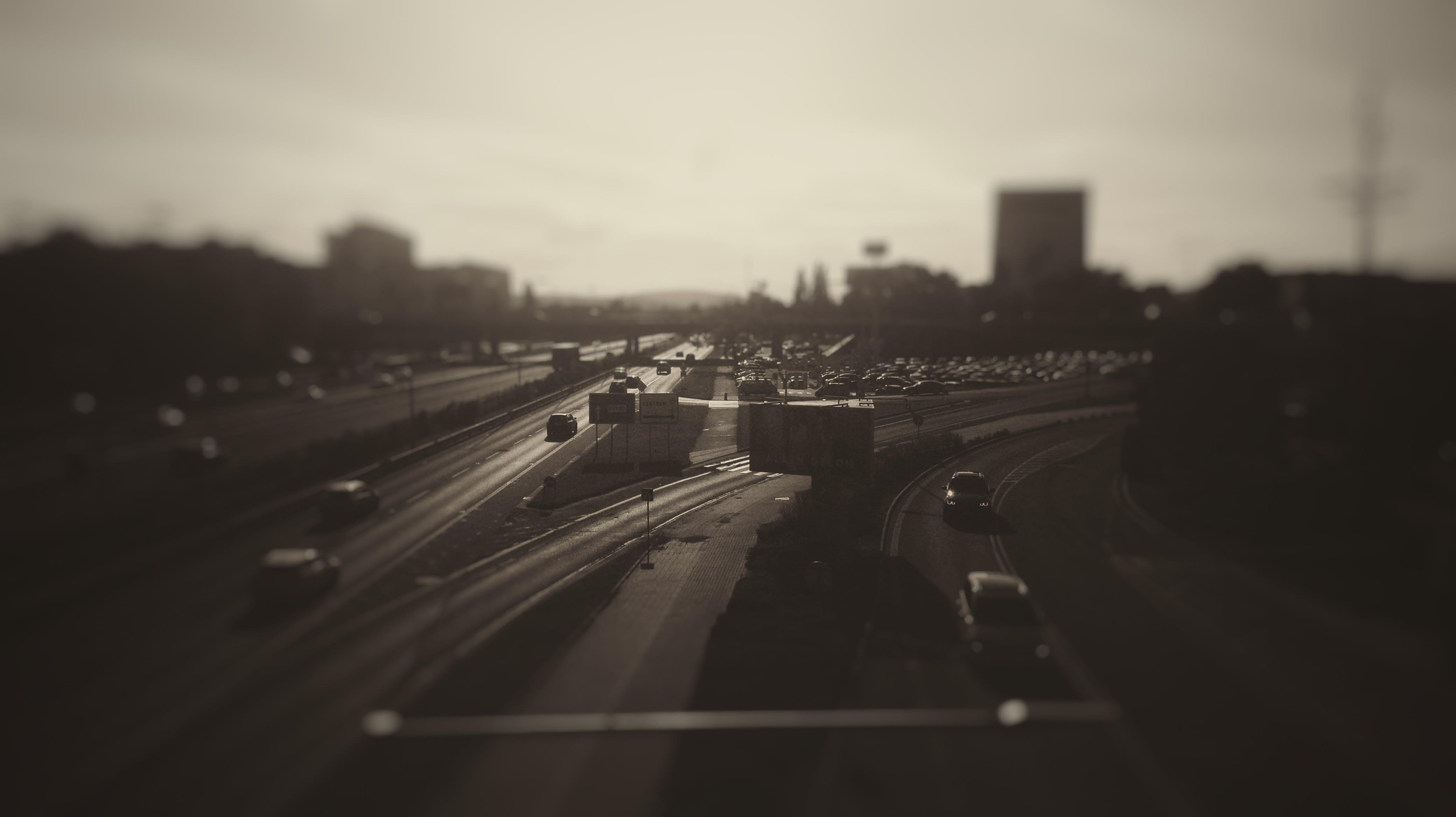 Free stock photo of city life, highway