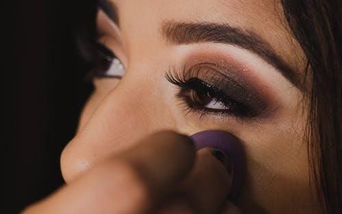 Brown Eyeshadow Makeup