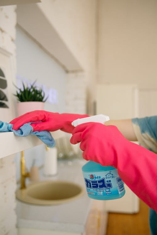 Disinfecting Home