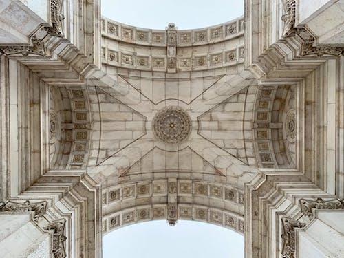Бесплатное стоковое фото с Арка, арко да руа августа, архитектура