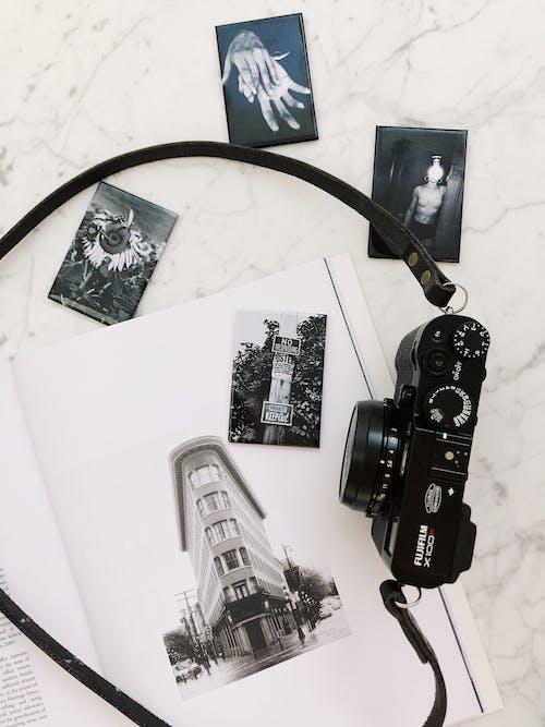 Бесплатное стоковое фото с альбом, артист, белый