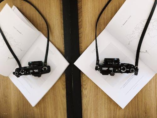 Бесплатное стоковое фото с белый, блокнот, бумага