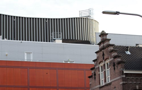 Imagine de stoc gratuită din clădire veche și modernă