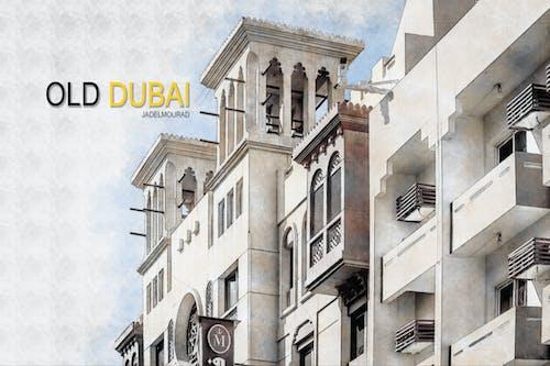 Free stock photo of Bur Dubai, dubai, traditional