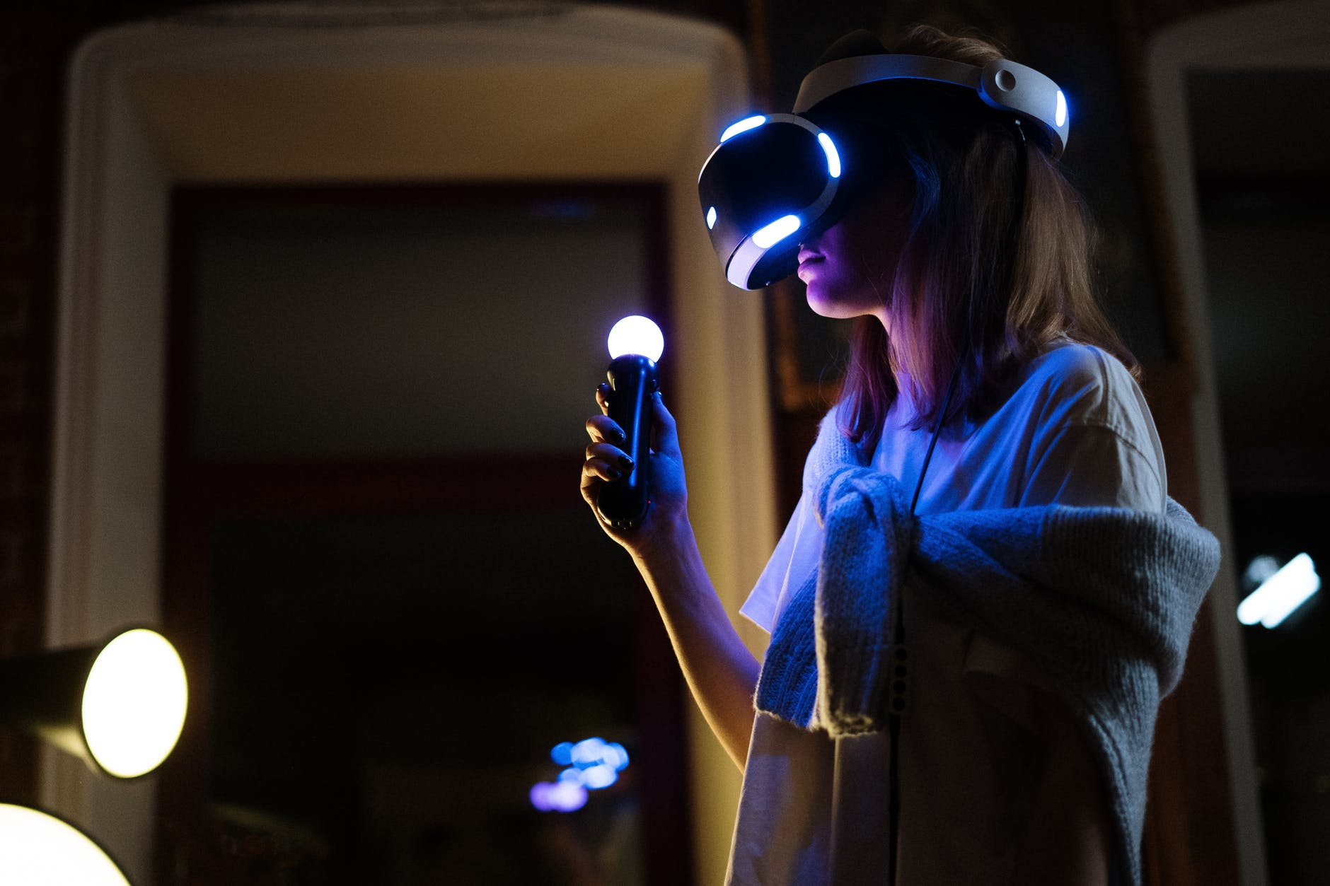 The Use of VR Therapy Clinics for Dealing With Mental Health Issues