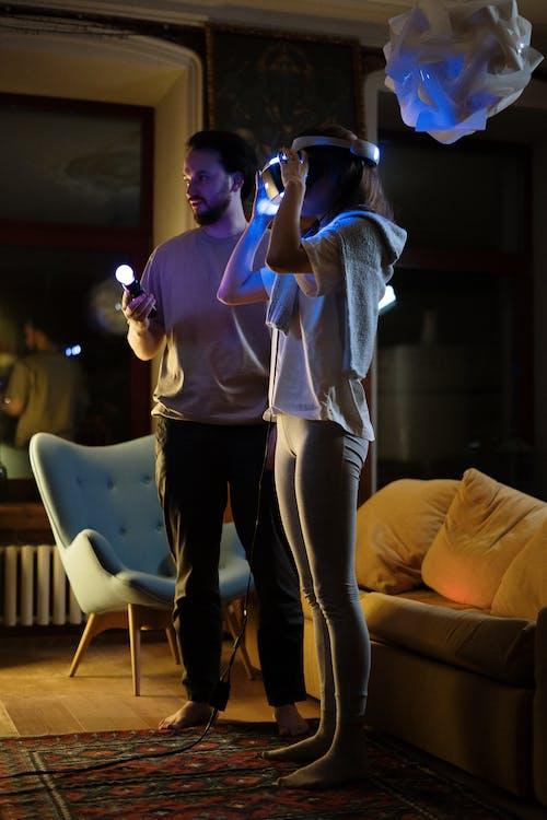 vr 구글, vr 상자, VR 헤드셋의 무료 스톡 사진