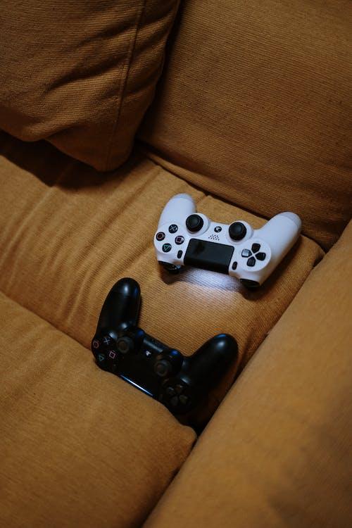 Kostnadsfri bild av elektriskt ljus, från ovan, gaming, gaming