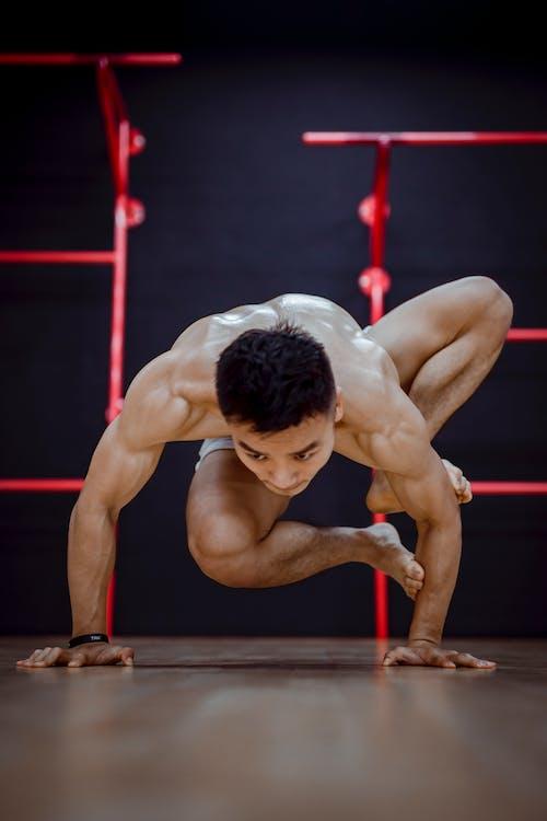 Kostnadsfri bild av aktivitet, anda, ansträngning, asana