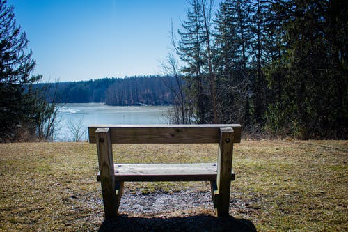 Free stock photo of beach, beach view, beauty in nature, bench