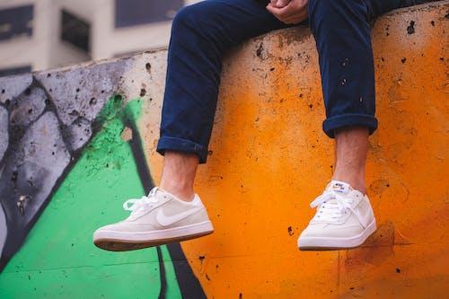 Immagine gratuita di calzature, esterno, nike