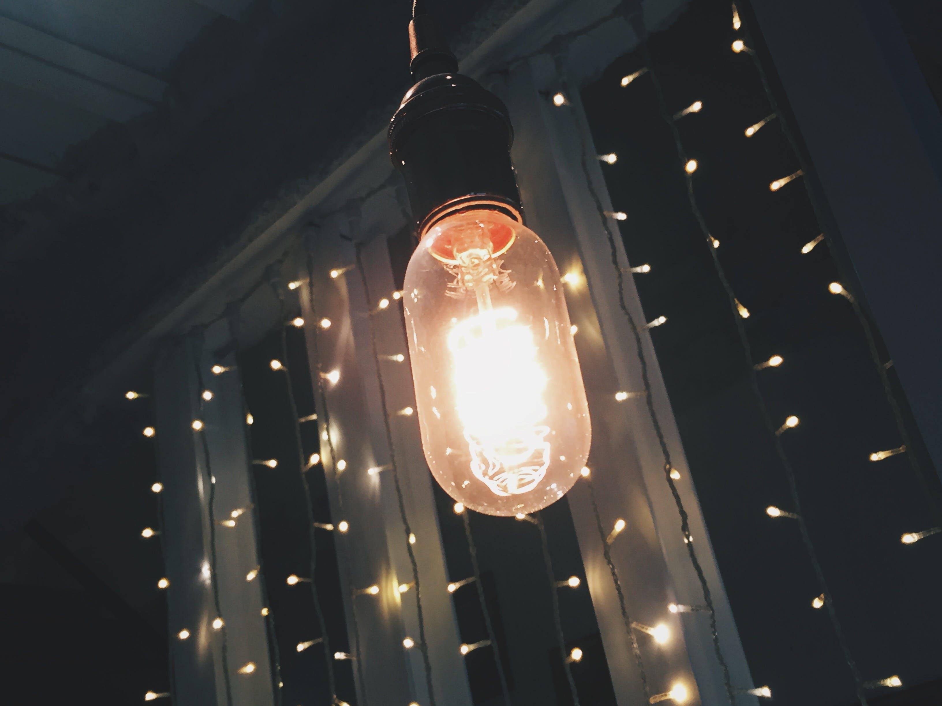 Free stock photo of light beam