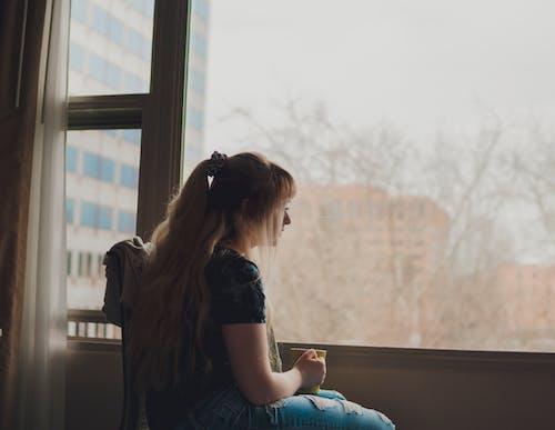 คลังภาพถ่ายฟรี ของ กลางวัน, การพักผ่อนหย่อนใจ, กาแฟ, คนเดียว
