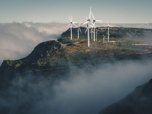 Kostnadsfri bild av alternativ, berg, dimma, ekologi