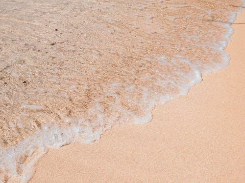Foto d'estoc gratuïta de , acomiadar-se, aigües braves, costa oceànica