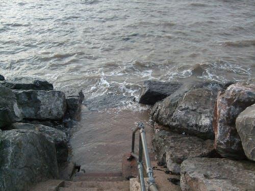 Free stock photo of beach, rocks, seascape