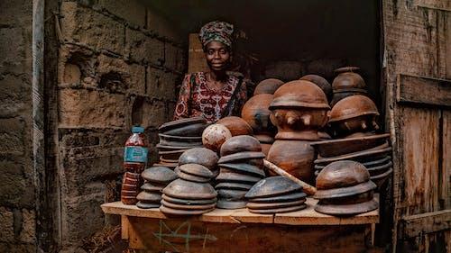 Gratis stockfoto met aandeel, Afrika, Afrikaans, Afrikaanse vrouw