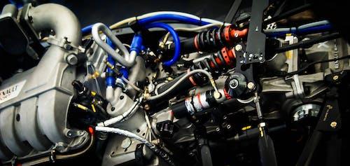 Gratis stockfoto met automotor, mechanisch, motor, racen