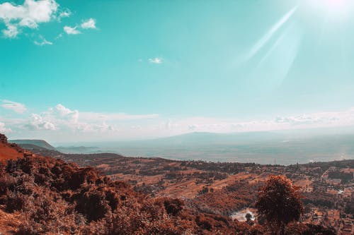 Free stock photo of Rift Valley, Sun Rays