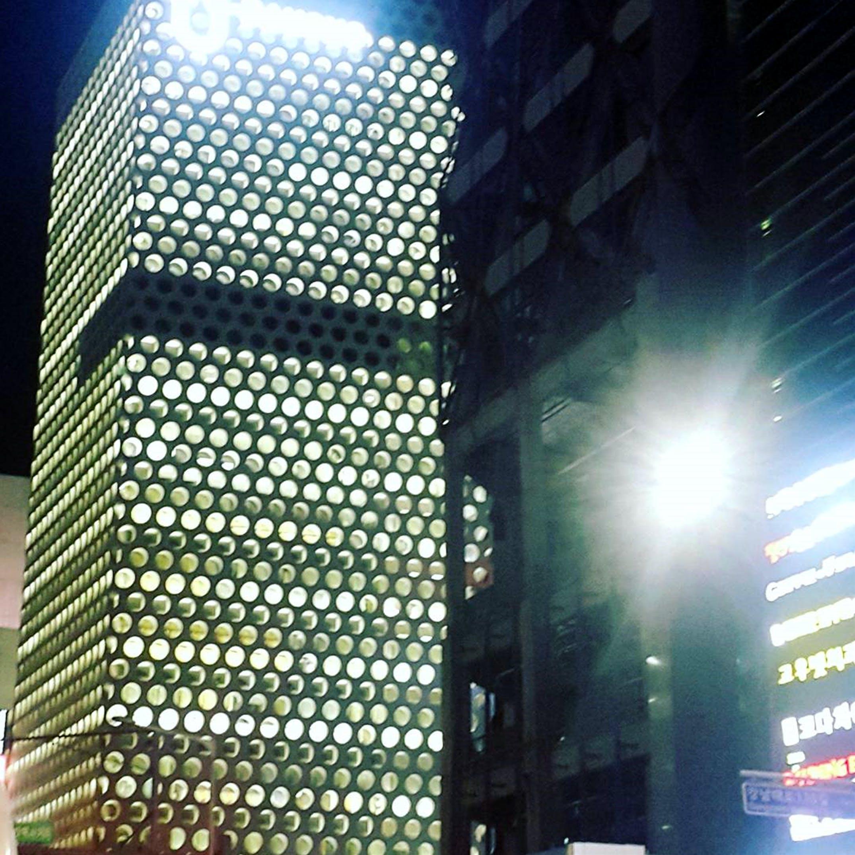 Gratis lagerfoto af bygning, nat, night building