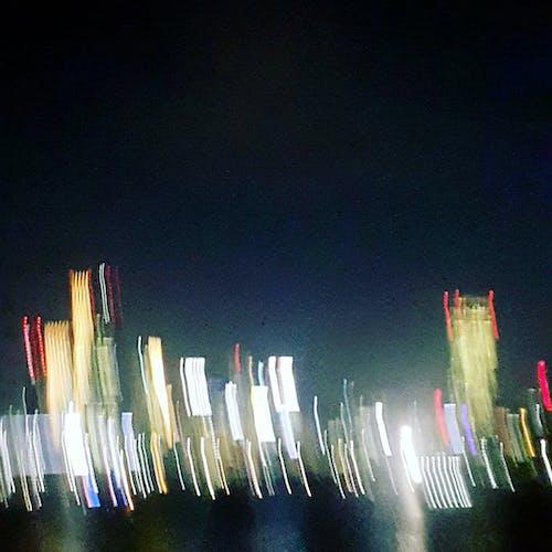 Immagine gratuita di billdi, edificio, notte, velocità