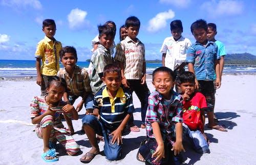 Foto profissional grátis de crianças, crianças asiáticas, essang, filhos