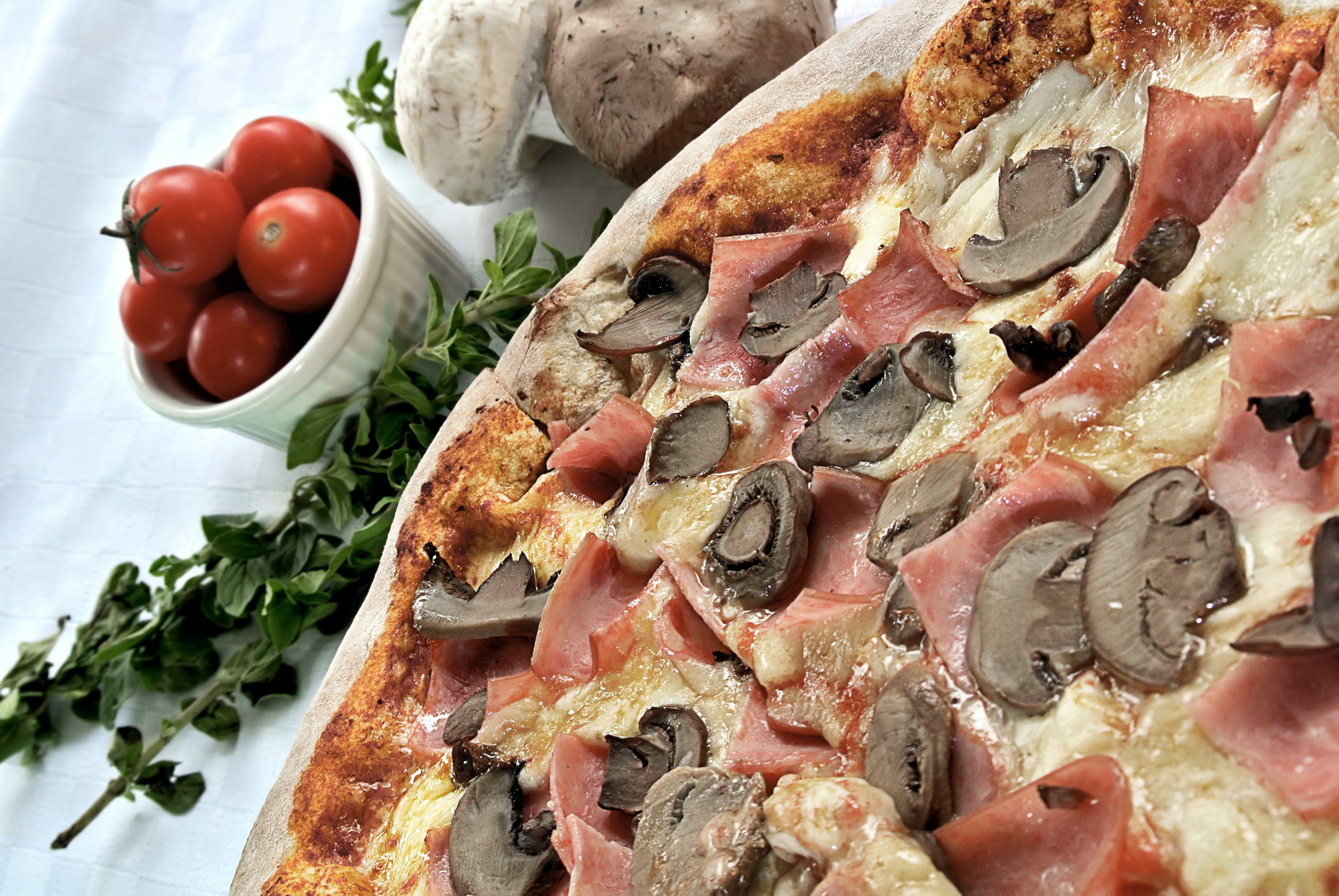 Free stock photo of champiñones, diner, fast food, pastas
