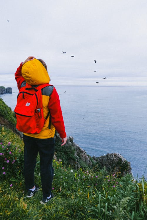 Free stock photo of adventure, backpack, backpacker