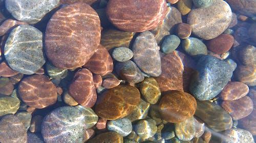Foto profissional grátis de água fria, brilho, cor na água, entusiasmo