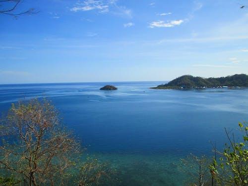 Foto profissional grátis de bolaangmongondow, céu azul, céu de brigadeiro, fundo do mar
