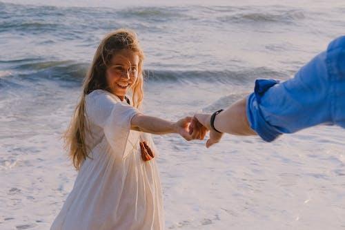 Free stock photo of bali, beach, child