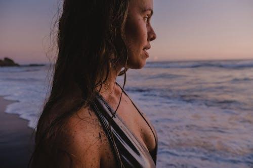 Gratis stockfoto met Bali, golven, koppel, liefde