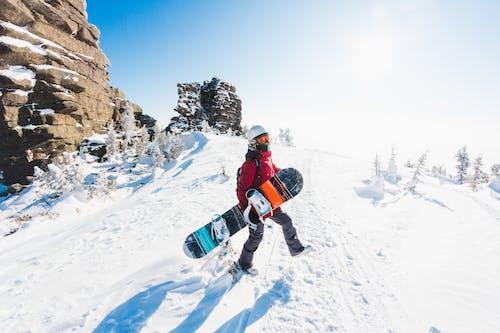Foto profissional grátis de ação, área de montanha, ativo, aventura