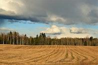 landscape, nature, cloudy