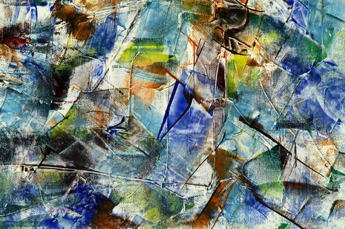 アート, アクリル, アクリル絵の具, イラストの無料の写真素材