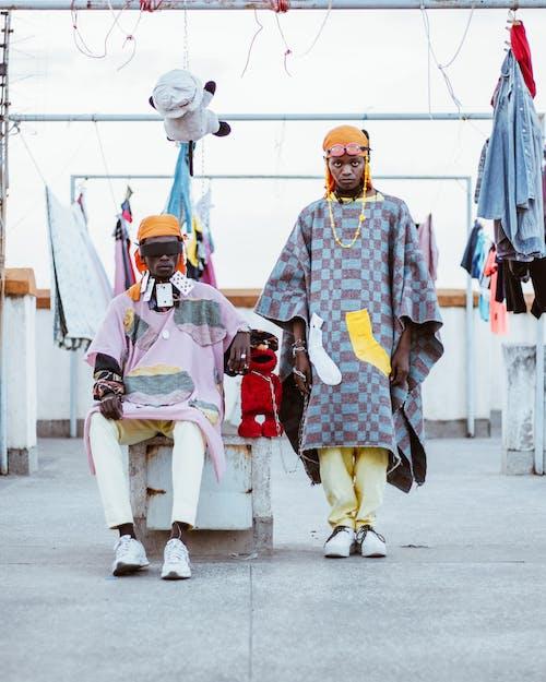 Бесплатное стоковое фото с Африка, афро-американец, бутафория