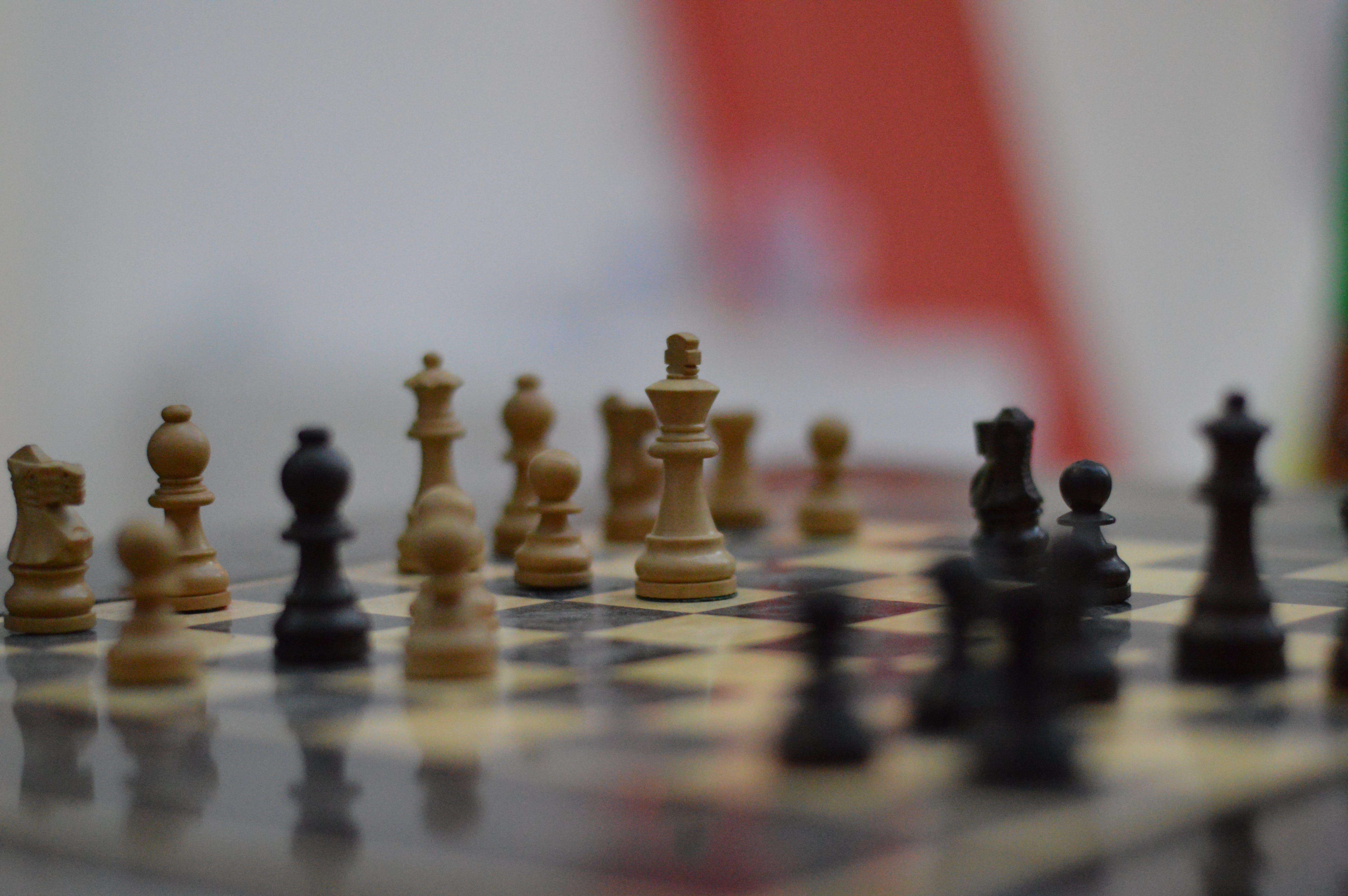 Free stock photo of #Chess #Mekarfest
