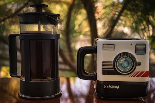 Free stock photo of amante del café, cafe mañanero, hora de cafe
