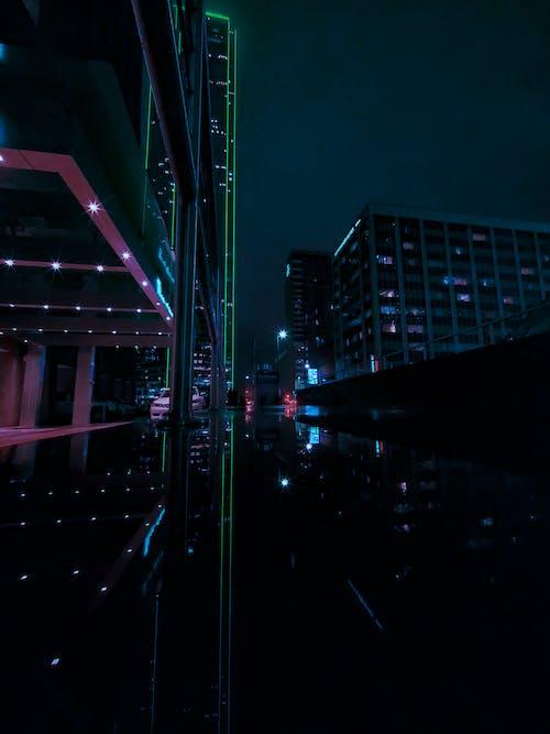 Free stock photo of cyberpunk, dallas, mobilechallenge