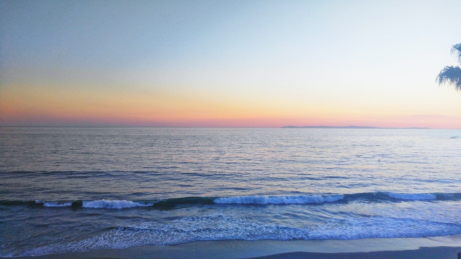 beach, body of water, ocean