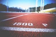 field, blur, sport