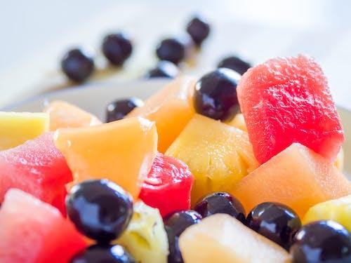 Free stock photo of berry, blueberry, breakfast, cake