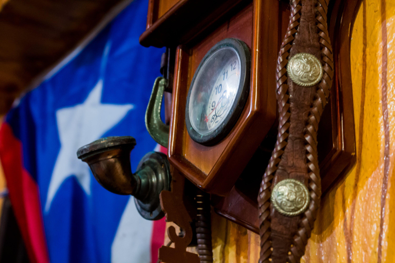 Free stock photo of flag, horse tackle, old phone, San Juan Puerto Rico